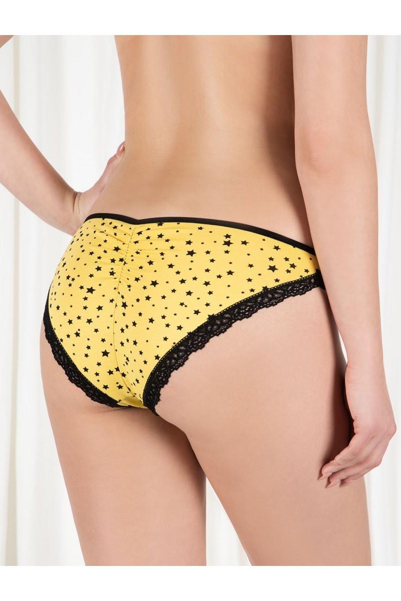 "Бразилиана-бикина ""Yellow Stars"""